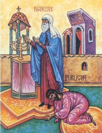 February 5, 2017 </br>Sunday of the Publican and Pharisee, Octoechos Tone 5; Post-feast of the Encounter; The Holy Martyr Agatha (249-51)