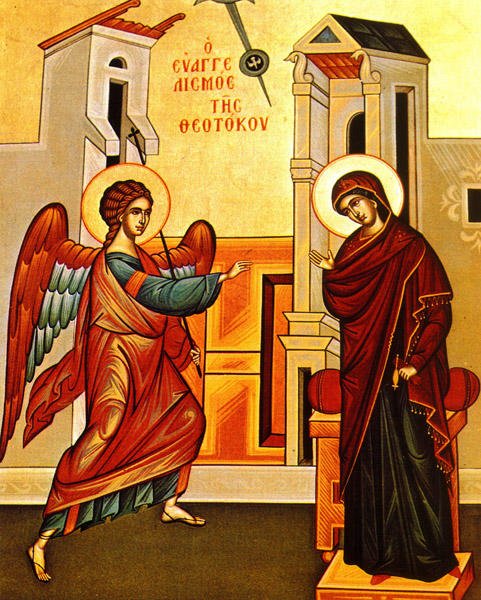 March 25, 2017 </br>The Annunciation of Our Most Holy Lady, the Mother of God and Ever-Virgin Mary; Passing into Eternal Life (1944) of Blessed Omelian (Emil) Kovch, Priest of Peremyshliany and Martyr of Majdanek