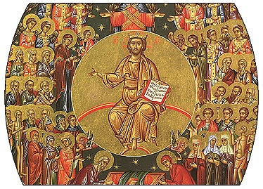 June 15, 2014 </br>Sunday of All Saints