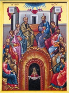 May 24, 2015 </br>Pentecost Sunday