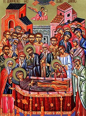 July 25, 2016 </br>Dormition of St. Anna, Mother of the Most Holy Theotokos