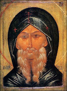 January 17, 2016 </br>Sunday of the Publican and the Pharisee, Octoechos Tone 1; Our Venerable and God-bearing Father Anthony the Great