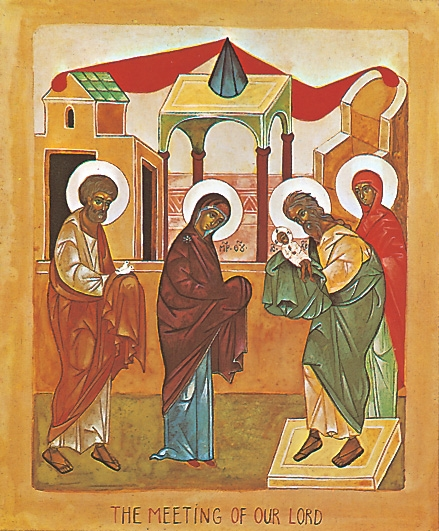 February 1, 2015 </br>Sunday of the Prodigal Son, Octoechos Tone 1 </br>Pre-feast of the Encounter of our Lord; Holy Martyr Tryphon