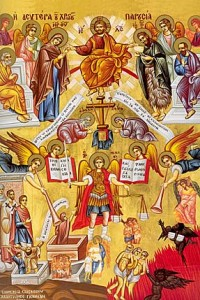 January 31, 2016 </br>Sunday of the Last Judgment (Meatfare), Octoechos Tone 3; The Holy Wonderworkers and Unmercenaries Cyrus and John (284-305)