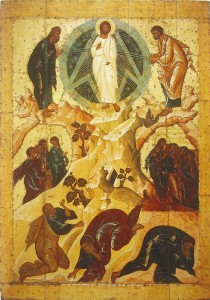 August 7, 2016 </br>12th Sunday after Pentecost, Octoechos Tone 3; </br> Post-feast of the Transfiguration; Holy Venerable-Martyr Dometius (360- 63)