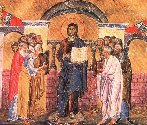 September 1, 2017 </br>Beginning of the Indiction, that is, the New Year; Commemoration of our holy Father Symeon the Stylite and his mother, Martha; Synaxis of the Most Holy Mother of God of Miasenes