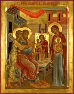 October 18, 2015 </br>Twenty-First Sunday after Pentecost, Octoechos Tone 4; Holy Apostle and Evangelist Luke