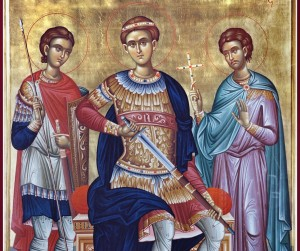 October 27,2013 </br>23rd Sunday after Pentecost, Octoechos Tone 6 </br>Holy Martyr Nestor