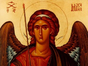 November 8, 2013 </br>Synaxis of the Archangel Michael and the Other Bodiless Powers of Heaven