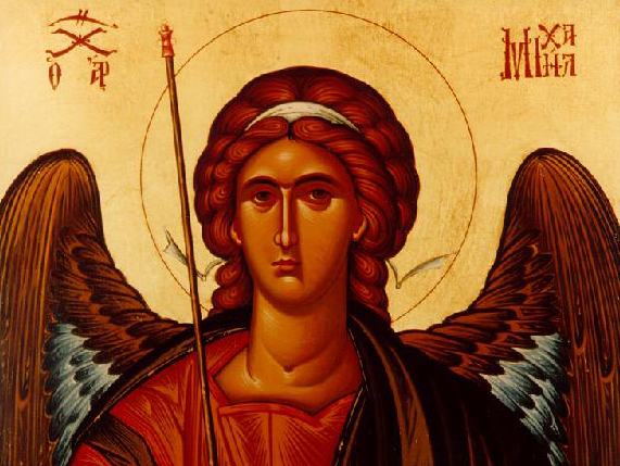 November 8, 2016 </br>Synaxis of the Archangel Michael and the Other Bodiless Powers of Heaven