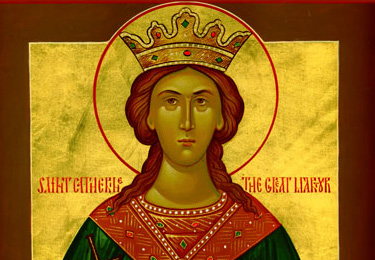 November 24, 2013 </br>27th Sunday after Pentecost, Octoechos Tone 2 </br>Holy Great-Martyr Catherine; Holy Great-Martyr Mercurius