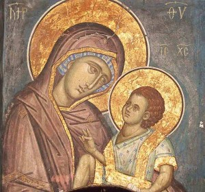 December 26, 2014 </br>Synaxis of the Most Holy Mother of God