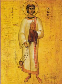 December 27, 2015 </br>Sunday after the Nativity of our Lord God and Saviour Jesus Christ, Octoechos Tone 6; Holy and Just Joseph, King David and James, Brother of the Lord in the Flesh; Holy Apostle, First Martyr and Archdeacon Stephen