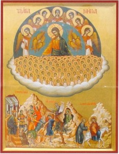 December 29, 2013 </br>Sunday after the Nativity of our Lord God and Saviour Jesus Christ </br>Holy and Just Joseph, King David and James, Brother of the Lord in the Flesh </br>Octoechos Tone 7