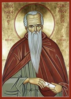 January 19, 2014 </br>30th Sunday after Pentecost, Octoechos Tone 2 </br>Venerable Father Macarius of Egypt