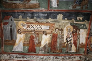 May 9, 2014 </br>Transfer of the Relics of Our Holy Father Nicholas the Wonderworker from Myra to Bari