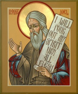 October 19, 2014 </br>19th Sunday after Pentecost, Octoechos Tone 2 </br>Holy Prophet Joel