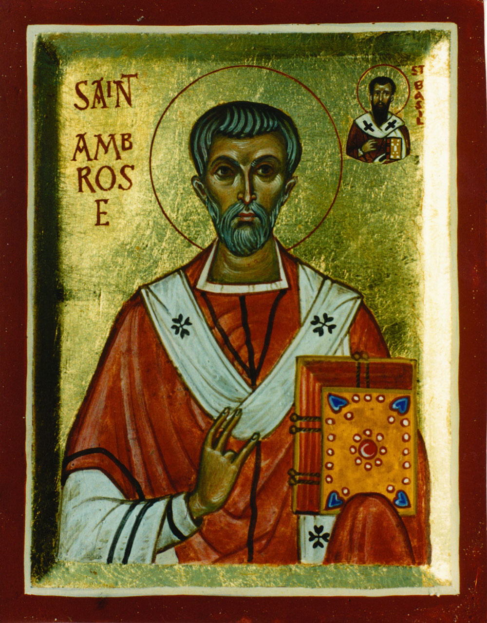 December 7, 2014 </br>26th Sunday after Pentecost, Tone 1 </br>Our Holy Father Ambrose, Bishop of Milan