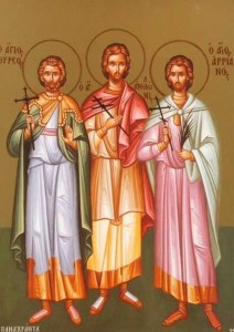 December 14, 2014 </br>Sunday of the Holy Forefathers, Tone 2