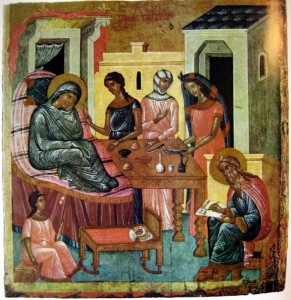 June 24, 2015 </br>Nativity of the Honourable Glorious Prophet, Forerunner and Baptizer John