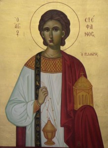 August 2, 2015 </br>Tenth Sunday after Pentecost, Tone 1; The Transfer of the Holy Relics of the First-Martyr and Archdeacon Stephen [Dormition Fast]
