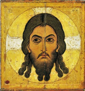 "August 16, 2015 </br>Twelfth Sunday After Pentecost, Octoechos Tone 3; Post-feast of the Dormition; Transfer from Edessa to Constantinople of the Holy Icon ""Not Made with Hands"" of Our Lord, God and Saviour Jesus Christ, also Called the Holy Veil"