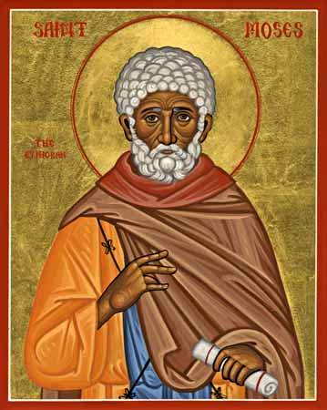August 28, 2016 </br>15th Sunday after Pentecost, Octoechos Tone 6; Our Venerable Father Moses the Black (c. 400); Our Holy Father Augustine, Bishop of Hippo (430); the Holy Martyr Gebre Michael, Illuminator of Ethiopia (1855)