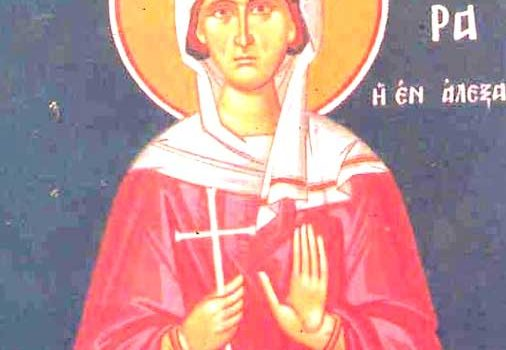 September 11, 2016 Sunday before the Exaltation of the Cross, Octoechos Tone 8; Post-feast of the Nativity of the Mother of God; Our Venerable Mother Theodora of Alexandria