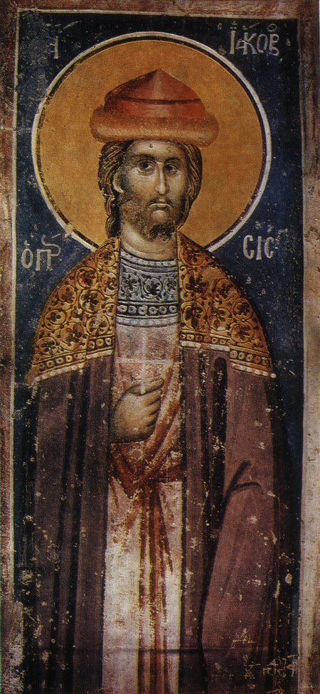 November 27, 2016 </br>28th Sunday after Pentecost, Octoechos Tone 3; The Holy Martyr James of Persia (422); Our Venerable Father Palladius