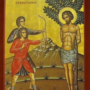 December 18, 2016 Sunday before the Nativity of Christ – Sunday of the Holy Fathers; Octoechos Tone 6; Martyr Sebastian and others