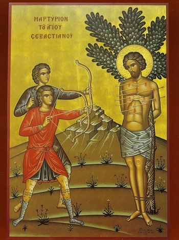 December 18, 2016 </br>Sunday before the Nativity of Christ – Sunday of the Holy Fathers; Octoechos Tone 6; Martyr Sebastian and others