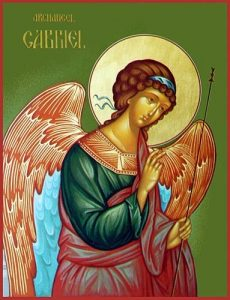 March 26, 2017 </br>Fourth Sunday of the Great Fast, Octoechos Tone 4; Leave-taking of the Annunciation; Synaxis of the Holy Archangel Gabriel